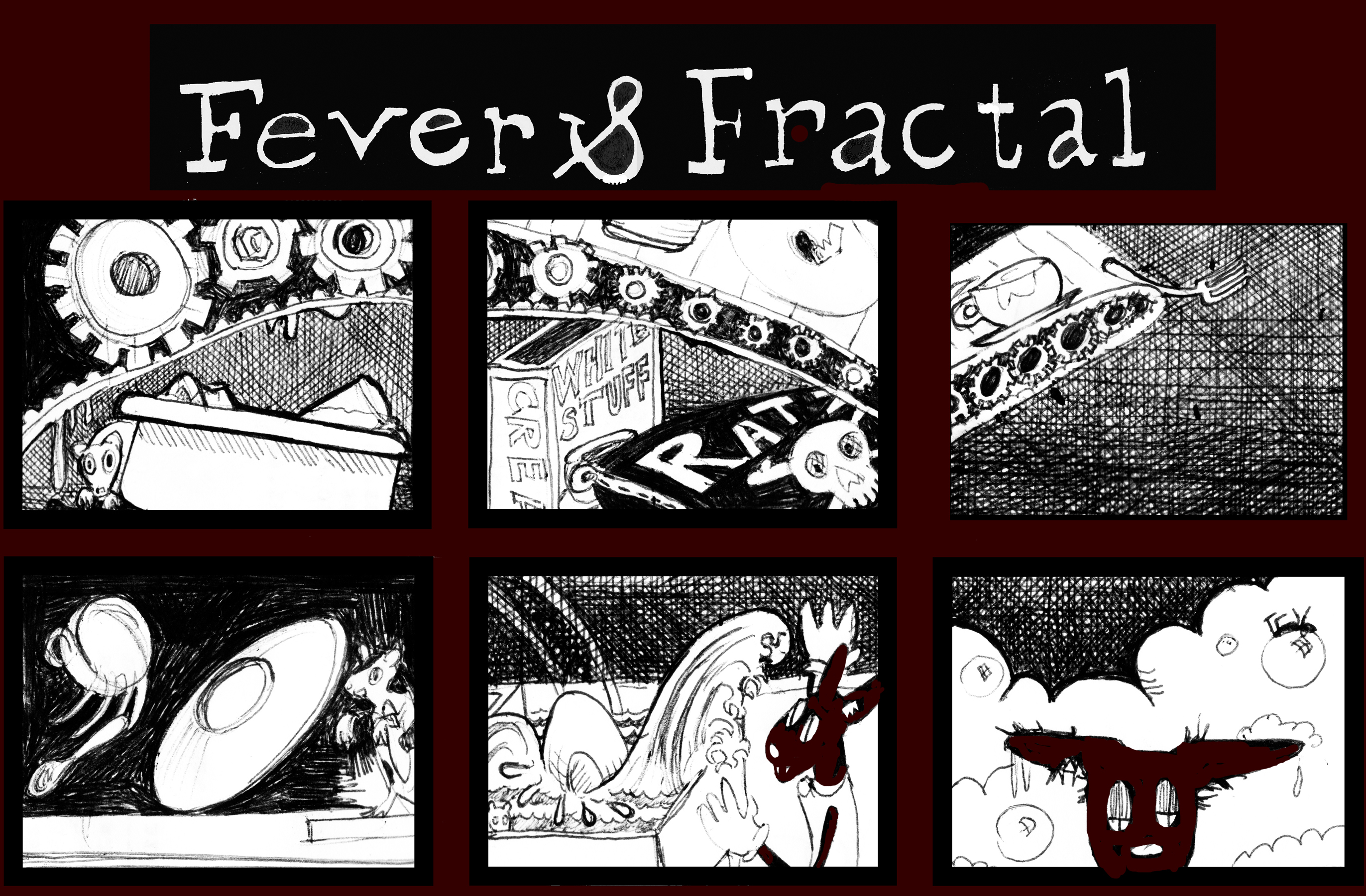Fever and Fractal 1-22 small